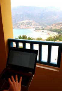 Gründertraum digitaler Nomade: Arbeiten überall auf der Welt